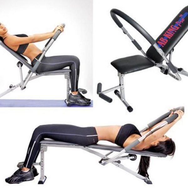 Ab King Pro exercise machine