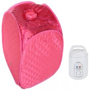 Telebrands Portable Sauna Steam