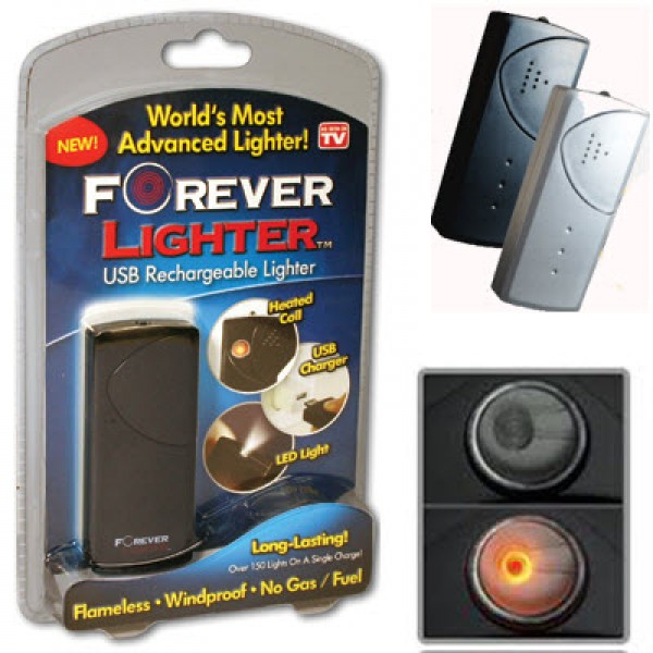 USB Rechargeable Forever Lighter 11