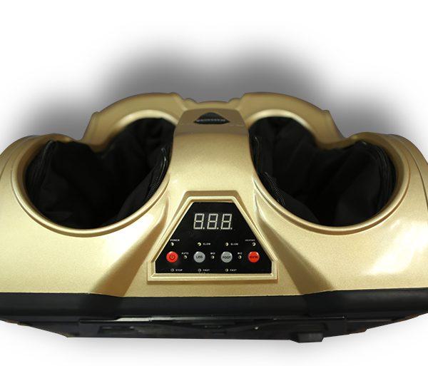 foot and leg massager- golden