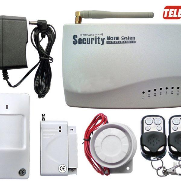 Telebrands GSM securitysystem
