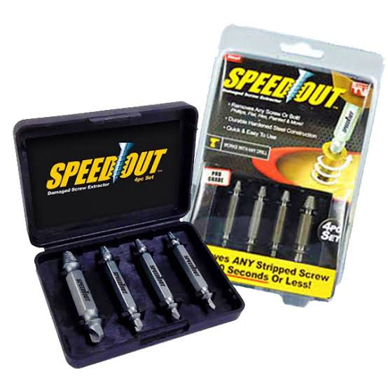 Speed Out Screw Extractor 11