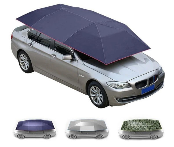 3D Auto Umbrella