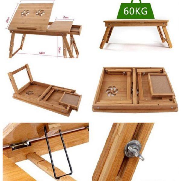 laptop table wooden PAK