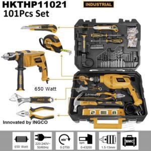 INGCO 101 pieces tool kit 11021