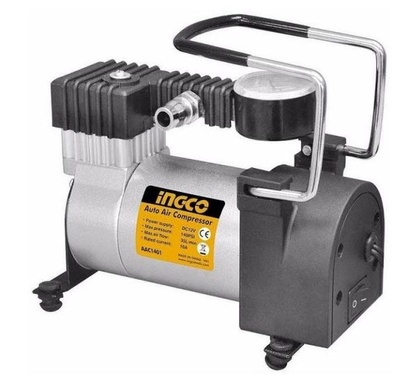 Ingco air compressor