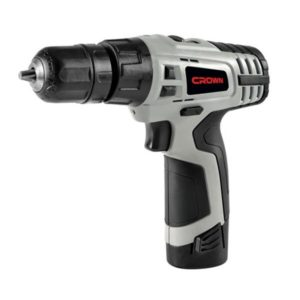 Crown CT2011L Cordless Drill Machine 10mm 10.8V Li-Ion