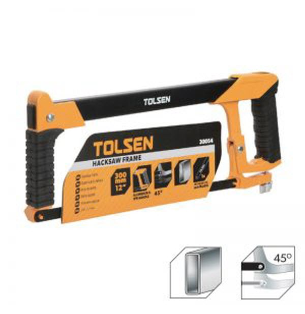 Tolsen 30054 Hacksaw Frame 12 Inches PK 11
