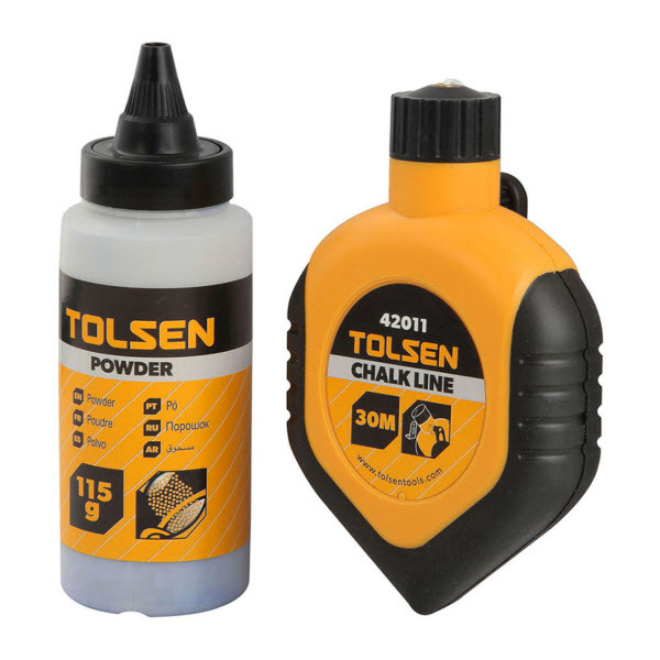 Tolsen 42011 Chalk Line Set 11