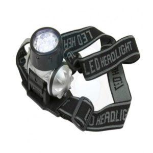 Tolsen 60011 7 White LED Head Mounted Light 11