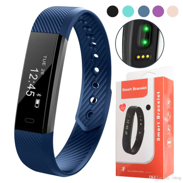 Smart Watch with Heart Rate 115HR in Pakistan