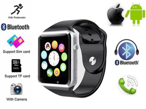 Smartwatch W08