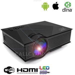 UNIC UC 46 Mini Projector WiFi
