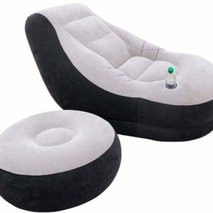 Air Lounge Chair With Cushion 68564