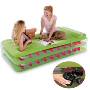Intex Air Bed Single – two Layer PK
