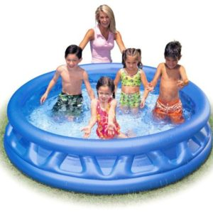 Intex Inflatable Kids Pool – Soft Side PK