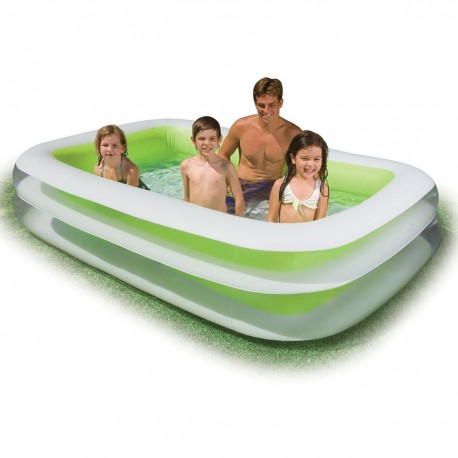 Telebrands PK Intex Inflatable Swim Centre Family Pool