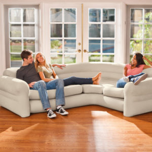 Intex Inflatable and Comfortable Corner Sofa PK