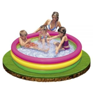 Intex Inflatable kids Pool- Sunset Glow PK