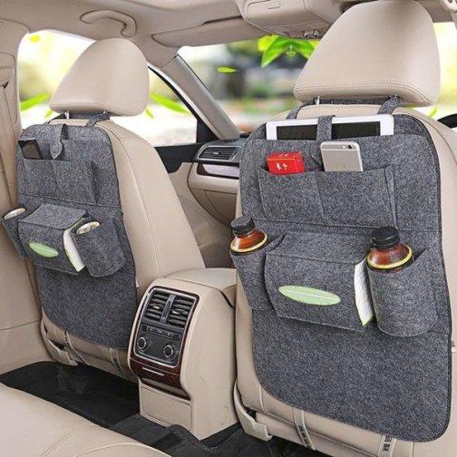 PK Car Back Seat Organizer