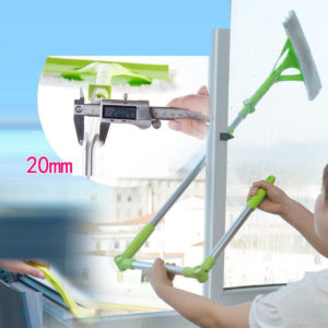 PK Telescopic High-rise Multifunctional Window Glass Cleaner Brush