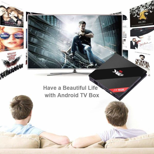 Android Smart TV Box H96 Pro Plus