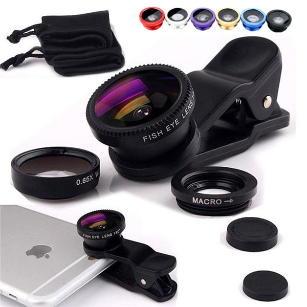 Universal 2 in 1 Moble Camera Lens in Pakistan