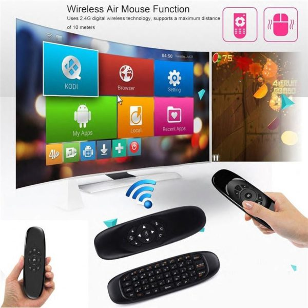 PAKISTAN 5 in 1 Expandable Gamepad for Smartphones