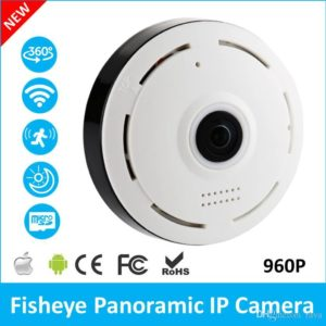 Fisheye Panaromic Smart Camera V380