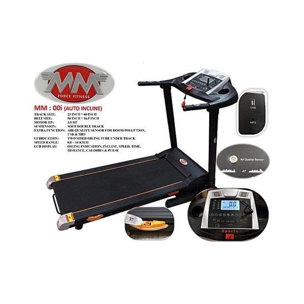 MM Force Treadmill MM-00