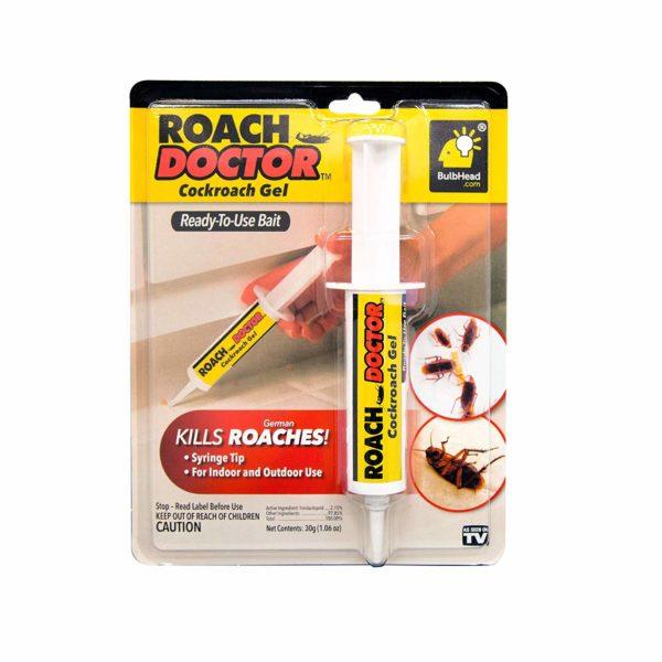 Roach Doctor Cockraoch killer Gel