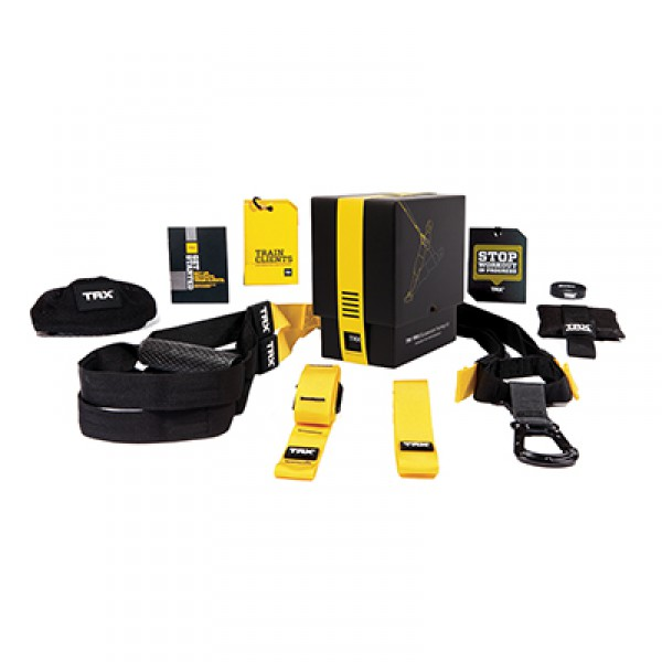 TRX X-Mount Pro Pack Suspension Trainer