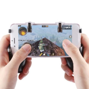 5 in 1 Expandable Gamepad for Smartphones