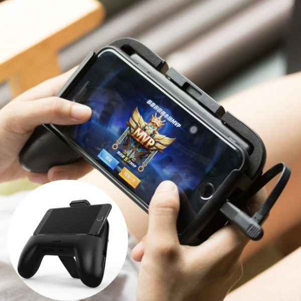 Game handle Grip with 5000 mah Power Bank