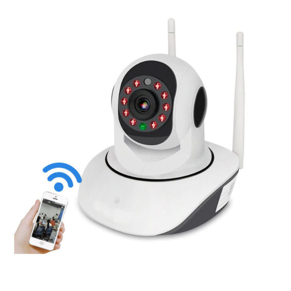 V380 Wireless Wifi CCTV Camera PTZ 360