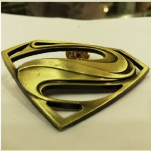 3D Superman Lapel Pin 11