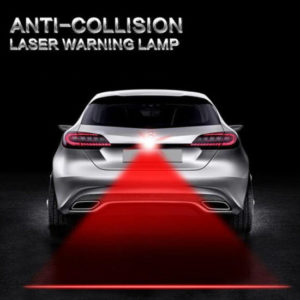 Anti-Collision Car Fog Lamp