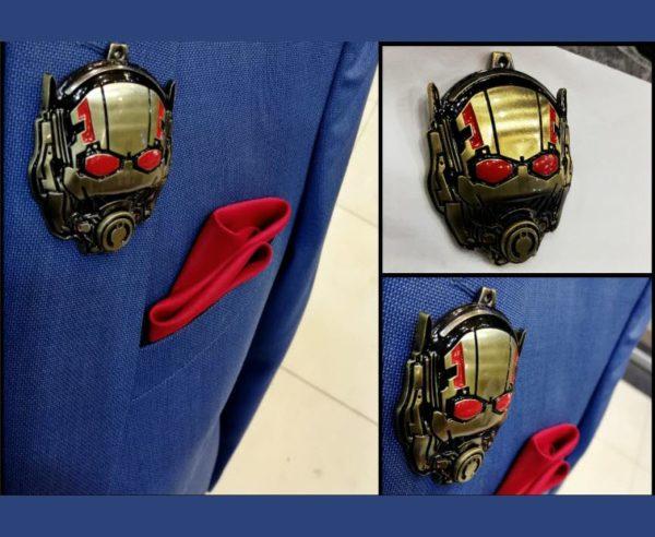 Antman Lapel Pin 11