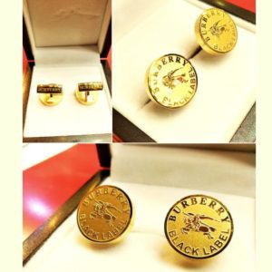 Burberry Cufflinks 11