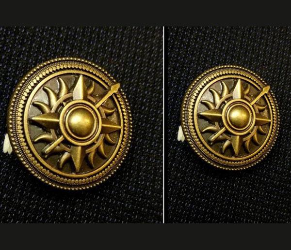 Clock Lapel Pin 11