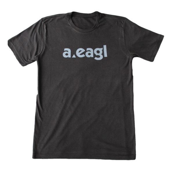 Crew Neck Black Printed T-Shirt in PAKISTAN