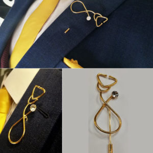 Doctor Lapel Pin 11