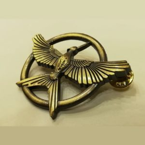 Eagle 3D Lapel Pin 11