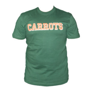 Carrots Green T-Shirt