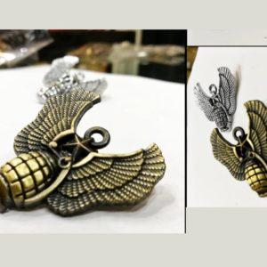 Hand Grenade Lapel Pin 11
