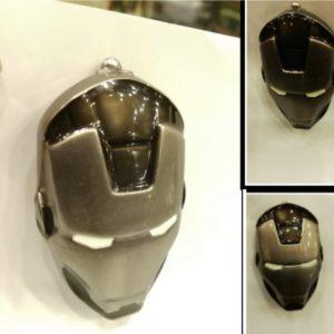 Iron Man 3D Lapel Pin 11