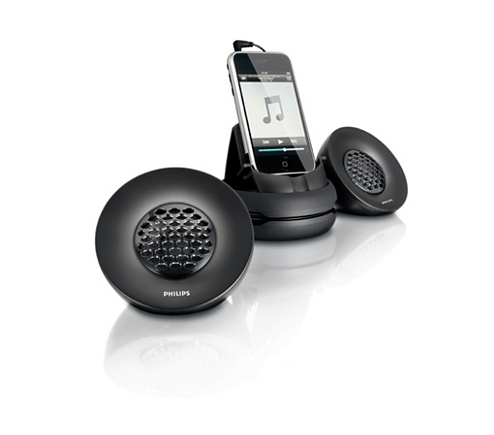 Philips Portable Speaker System SBA1620