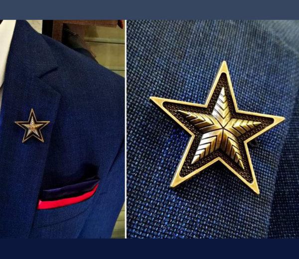 Star Lapel Pin 11