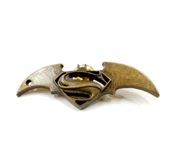 Superman Reborn Lapel Pin 11