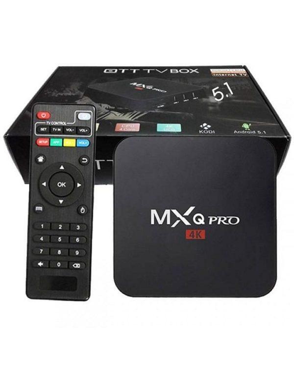 MXQ Pro Anrdroid TV Box in Pakistan
